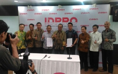 Grand Launching dan Press Conference IDPRO