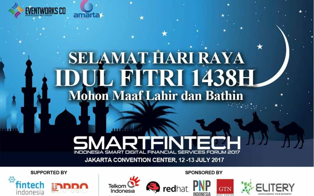 IDPRO SmartFintech Forum 2017, Jakarta Convention Center